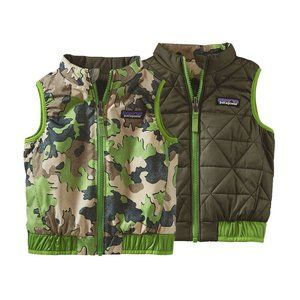 Patagonia toddler 2T baby puff ball vest